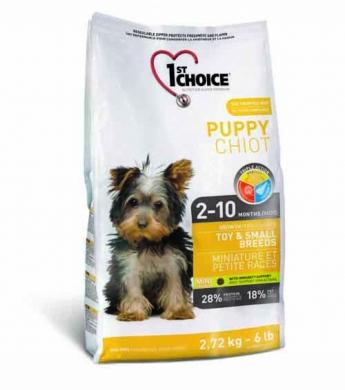 1st Choice «PUPPY», 2,72 кг