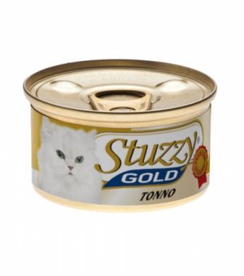 STUZZY GOLD Тунец в собственном соку