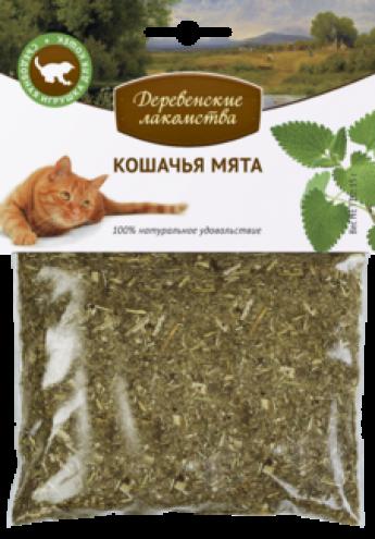 """Деревенские лакомства """"Кошачья мята"""""""