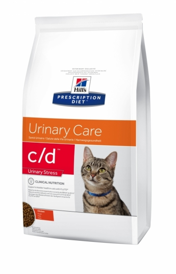 Hill's Feline Urinary Stress, 1,5 кг
