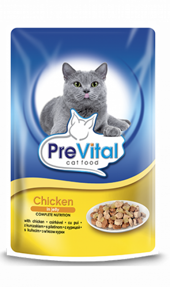PreVital Classic курица в желе