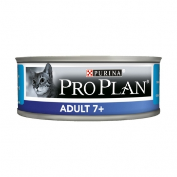Purina PRO PLAN Adult 7+,тунец