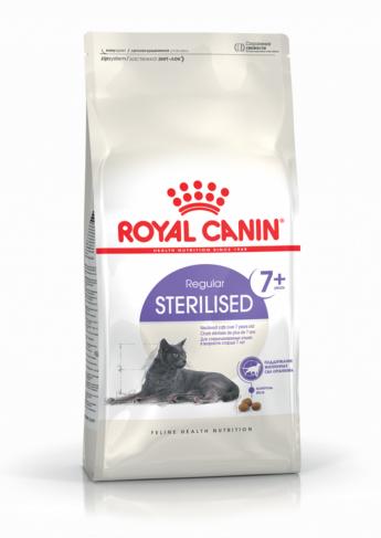 Royal Canin Sterilised 7+, 400 гр