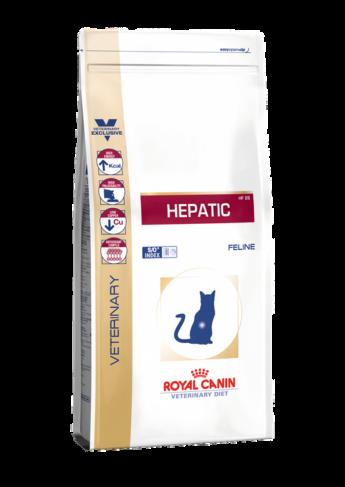 Royal Canin HEPATIC HF26, 500 гр