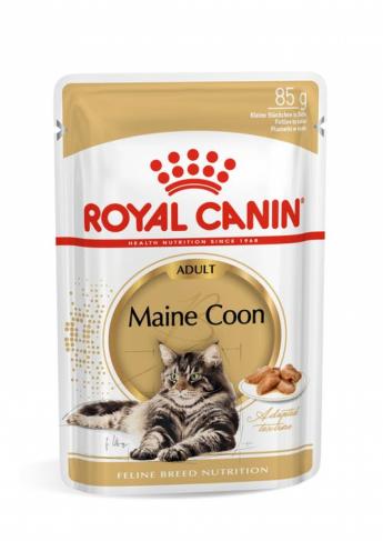 Royal Canin Maine Coon (В соусе)