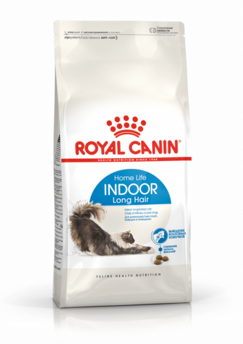 Royal Canin Indoor Long Hair 35, 400 гр