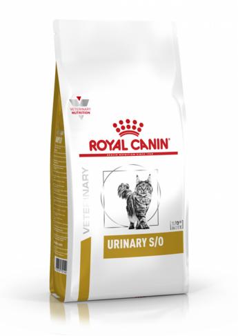 Royal Canin URINARY S/O, 1,5 кг