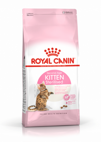 Royal Canin Kitten Sterilised, 4 кг