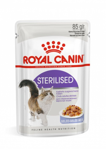 Royal Canin STERILISED (В ЖЕЛЕ)