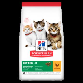 Hill's Science Plan Kitten Chicken, 300 гр