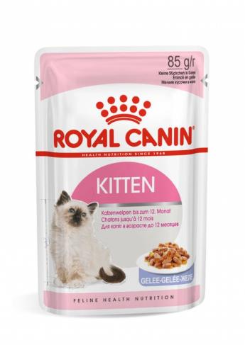 Royal Canin KITTEN INSTINCTIVE(в желе)
