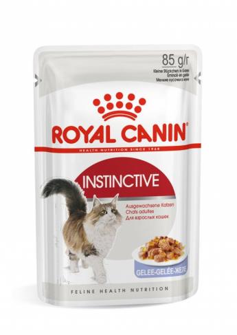 Royal Canin INSTINCTIVE (В ЖЕЛЕ)