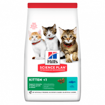 Hill's Science Plan Kitten with Tuna, 300 гр