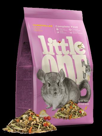 Little One корм для шиншилл 900 гр