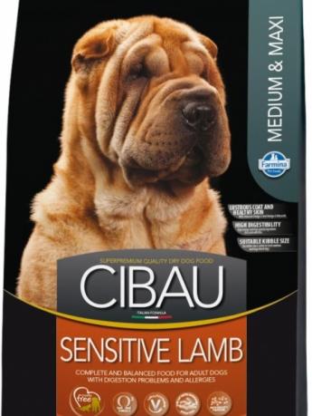 Farmina Cibau Sensitive Lamb Medium & Maxi