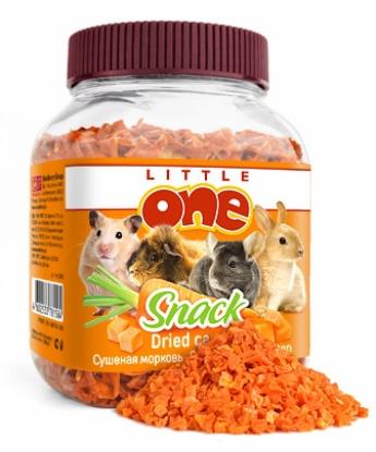 Little One Сушеная морковь