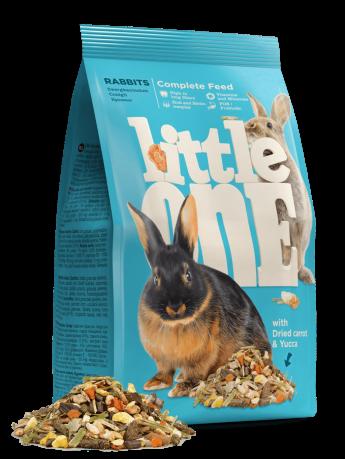 Little One корм для кроликов 900 гр