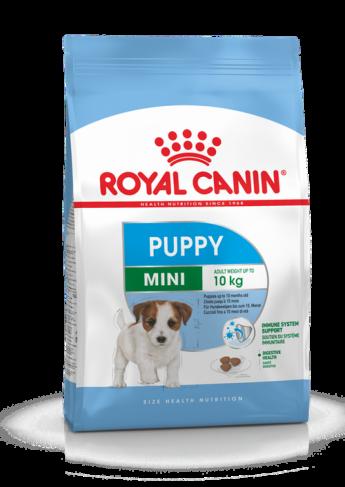 Royal Canin MINI PUPPY, 4 кг