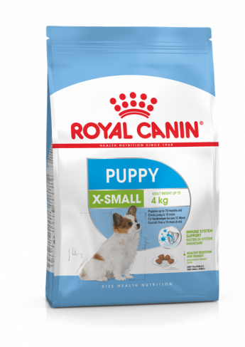 Royal Canin X-SMALL PUPPY, 1,5 кг