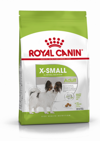 Royal Canin X-SMALL ADULT, 500 гр
