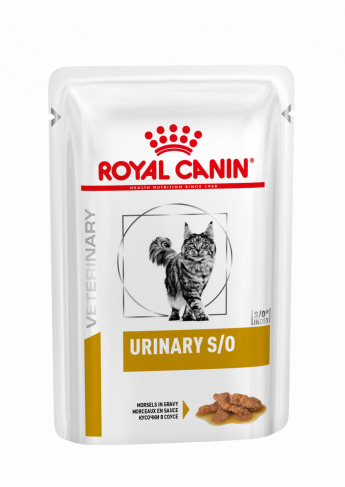 Royal Canin URINARY S/O С КУРИЦЕЙ