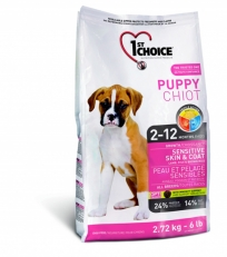 1st Choice «PUPPY», 2,72 кг