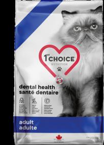 1st Choice  DENTAL - Здоровье зубов, 1,8 кг