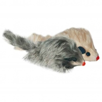 Мышь серая Triol 5 см