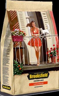 BROOKSFIELD LIGHT курица/рис 400 гр