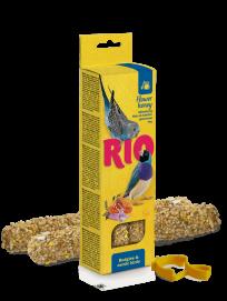 RIO Палочки для волнистых попугайчиков и экзотов с медом