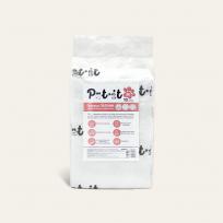 Pet-it впитывающие одноразовые пеленки, белые, M, 60х60 см