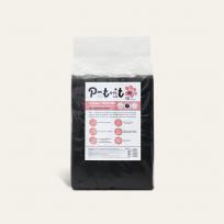 Pet-it впитывающие одноразовые пеленки, черные, M, 60х60 см