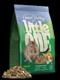Little One «Зеленая Долина» корм для дегу, 750 гр