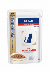 Royal Canin RENAL C ГОВЯДИНОЙ