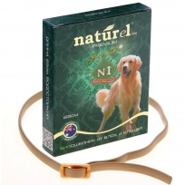 Ошейник NATUREL BIO для собак №1