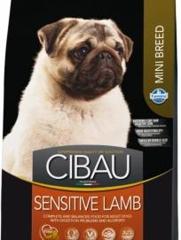 Farmina Cibau Sensitive Lamb Mini