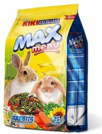 Kiki Excellent корм для декоративных кроликов